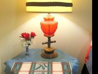Great looking stylish lamp that will compliment any