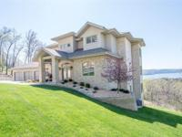 Table Rock lake Luxury home is located in