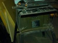 i have for sale a tool shop brand table saw. i used it