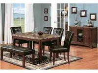 WIDE SELECTION OF TABLE SETS STARTING AT A VERY LOW
