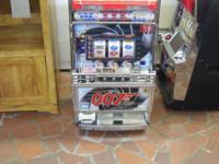 007 slot machine for sale poker helper twitch