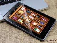 "NEW 7"" Boomerang Tablet, Capacitive Multi-Touch Screen,"