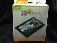 "Mach Speed X-Treme 7"" Tablet w / Android 4.0"