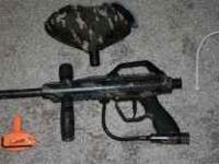 TAC-5m Recon semi-automatic paintball gun with