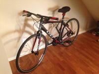 Selling never ever made use of road bike. Purchased at