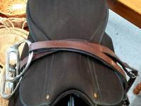 the stirrups for the saddle have actually been sold.