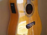 For Sale:  Pre-owned Tacoma Acoustic Guitar  -Awesome