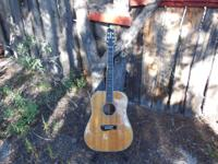 Sadly I have to sell my beautiful Tacoma DR38 6 string