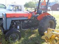 Taft Tractor in Good Condition. days call  nights after