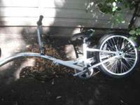 Schwinn Hitch Hiker Tag-along bike. Only used a few
