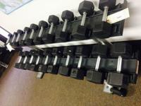 Searching for a set of dumbbells for your home or