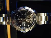 TAG AQUARACER AUTOMATIC In Excellent Condition, Brand