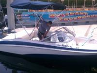 Very Nice 2006 Tahoe Bowrider Q4 with 2008 Yamaha Four