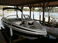 2006 Tahoe Q6 21' boat with trailer in good condition.