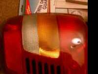 Tail Lights from 1999 Jeep Grand Cherokee, excellent