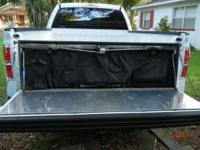 I have a one of a kind Tailgate Toolbox. It has pockets