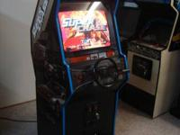 We have nearly 5 dozen arcade video games for sale at
