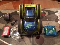 I have actually a used R/C automobile that I've had for