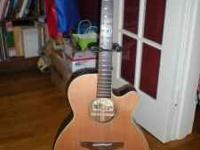 Takamine EAN40C Acoustic-Electric. Excellent condition,