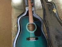 Offering my only guitar;(. We're moving and attempting