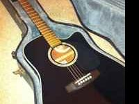 For sale is a Takamine G series guitar. I recently