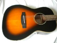 The Takamine G406S New Yorker acoustic guitar is a cost