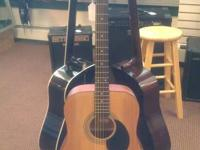 We have a brand new Takamine Jasmine Guitar up for sale