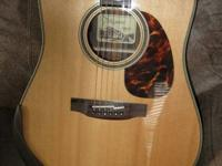 Takamine TF 360 SBG with Cool Tube II preamp. These are