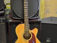 Takamine EG540C Acoustic Guitar.  Up for sale is