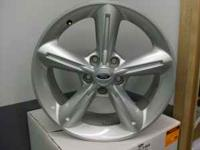 "Set of 4 ""Take off Wheels"" from a 2011 Ford 5.0"