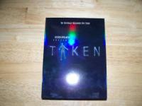 Taken - Miniseries  $15.00 cash only call  between noon