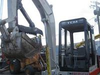 Takeuchi TB045 Mini-Excavator with 2800 Hours Width to