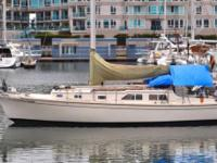 37' Talisman 1975 41 with pulpit ...Must See Blue Water
