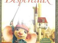 The Tale of Despereaux (softcover) - A Junior