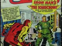 TALES OF SUSPENSE# 51 Mar 1964 1st Scarecrow Kirby Heck