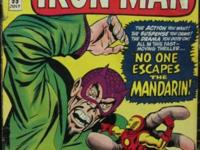 TALES OF SUSPENSE# 55 July 1964 3rd Mandarin All About