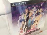 I got some tales of xillia 2 collectors edition
