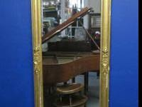 "This mirror is impressive! 8'4"" high (total height),"
