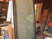 Tall Patio Doors for Sale - single glazed - four of