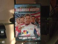 FOR SALE: TALLADEGA NIGHTS DVD STARRING WILL FERRELL IN