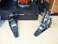 For sale is a Tama double bass pedal.  Model # Iron
