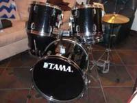 TAMA ROCKSTAR 5 PIECE DRUM SET No other drums have come