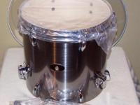 "Up for sale is this new 14"" x 14"" floor tom by Tama in"