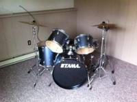 Up for sale is a Tama Rockstar Drum Kit. The kit