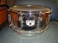 Up for sale is a secondhand Tama Rockstar DX Snare