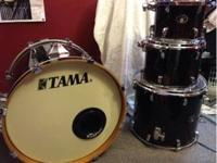 I am selling a tama silverstar 100% birch shell pack.