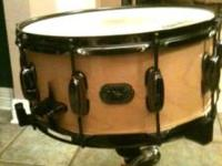 Tama Snare Drum - Almost new in excellent condition and