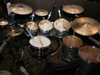 Tama Starclassic Maple 7 pc in excellent condition,