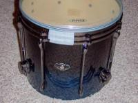 "Here is a new Tama superstar hyper-drive 16"" x 14"""