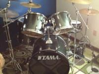 Tama Swingstar kept indoors excellent condition.  Full
